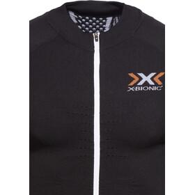 X-Bionic The Trick Fahrrad Trikot SS Full-Zip Herren black/white